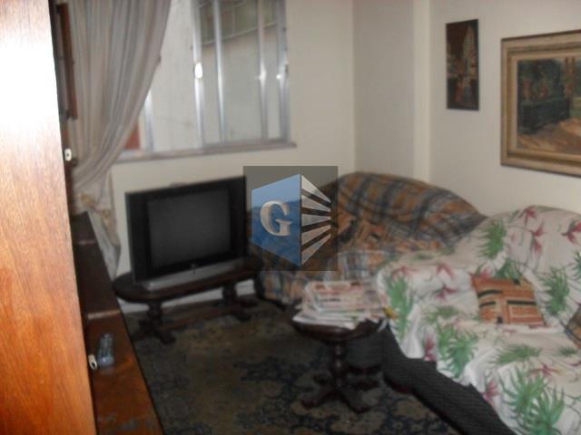 Apartamento residencial à venda, Icaraí, Niterói - AP0217.