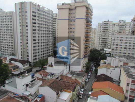 Apartamento residencial à venda, Icaraí, Niterói - AP0238.