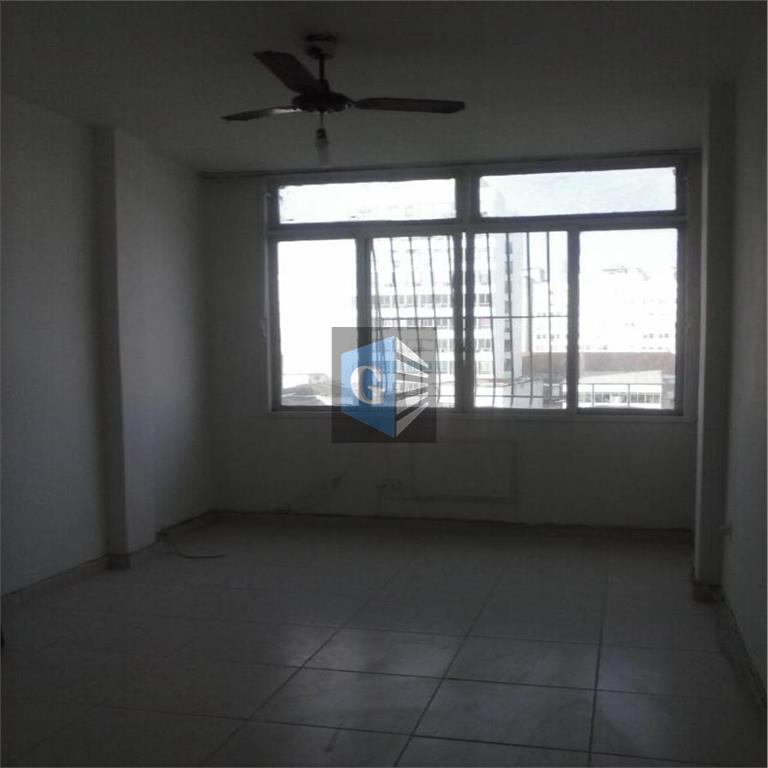 Kitnet  residencial para locação, Centro, Niterói.