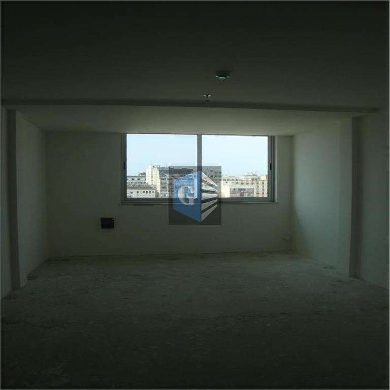 sala comercial- (30m²) -prédio de luxo - andar alto (vistão para à baia de guanabara) -piso...