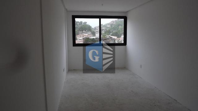 Fonseca - Alameda São Boaventura -1° locação - Sala comercial- banheiro