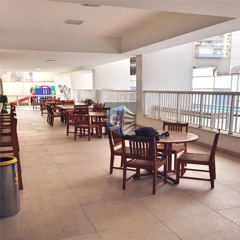 lindo edifício - local nobre -montadíssimo -piso porcelanato - varanda gourmet - boa sala - 2...