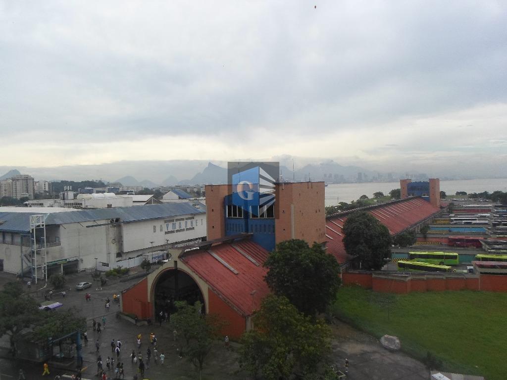 Sala  comercial para locação, Centro, Niterói.