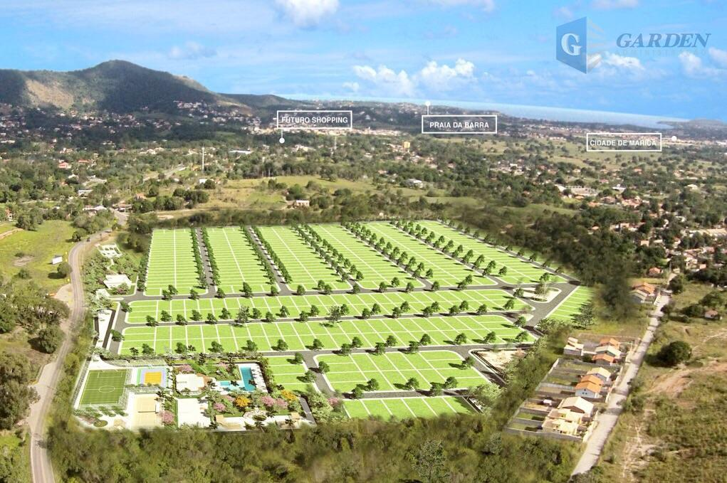 Terreno residencial à venda, Ubatiba, Maricá.