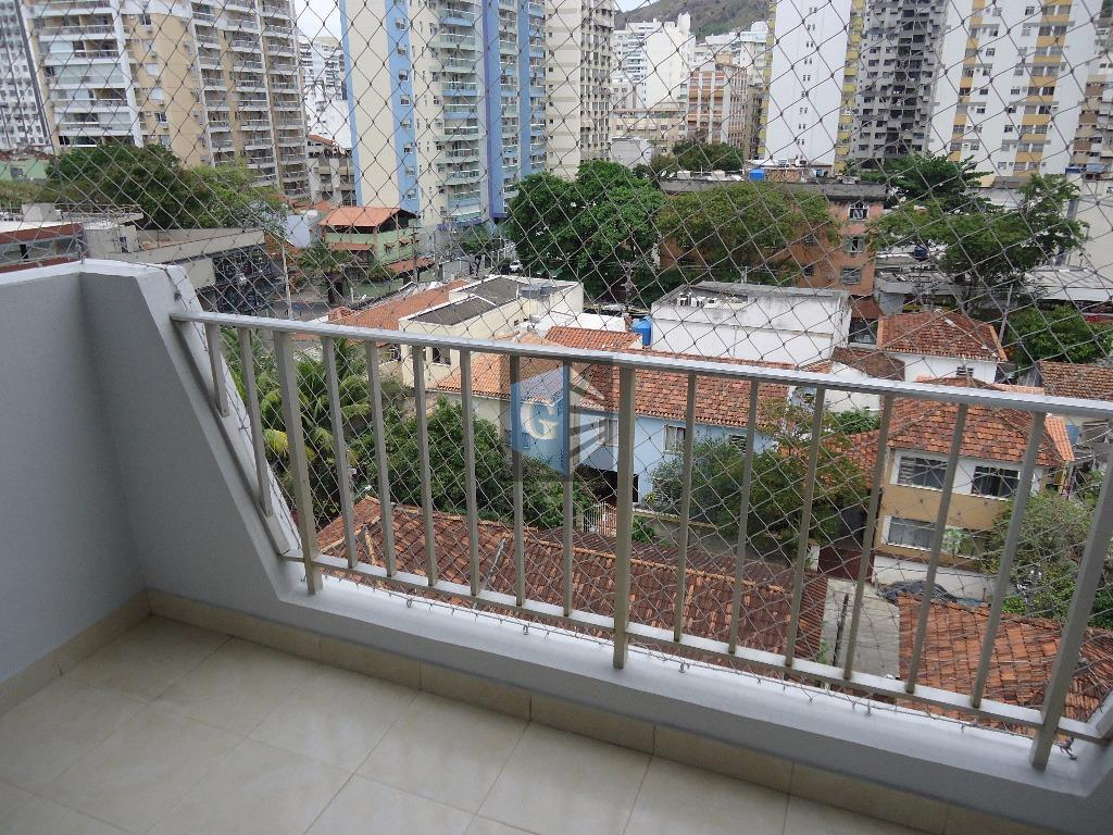 excelente apartamento para locação em icaraí, com varanda,sala,03 quartos sendo 01 suite, cozinha, banheiro social, dependência...