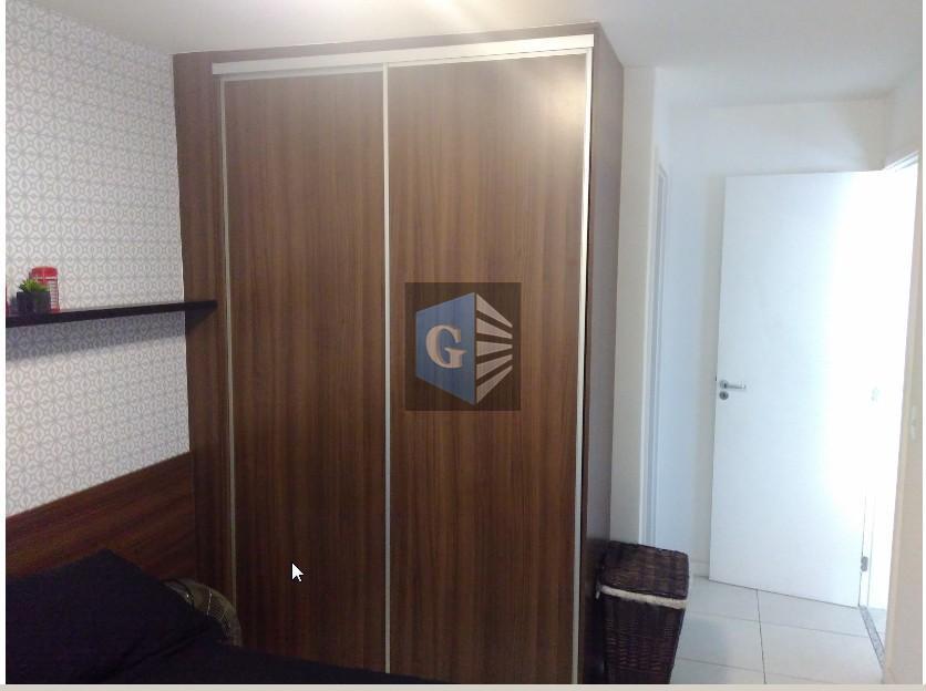 av.rui barbosa - frente - montado - piso porcelanato -varanda(cortina de vidro) - sala - 2quartos...
