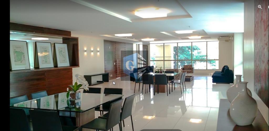 jardim icaraí - ministro octávio kelly - belo edifício - andar alto - excelente estado -...