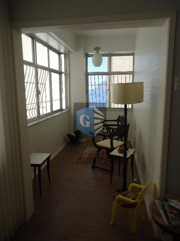 locação e venda na praia de icaraí em niterói. vista mar - salão - amplos 03...