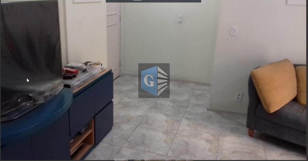 Apartamento residencial à venda, Santa Rosa, Niterói.