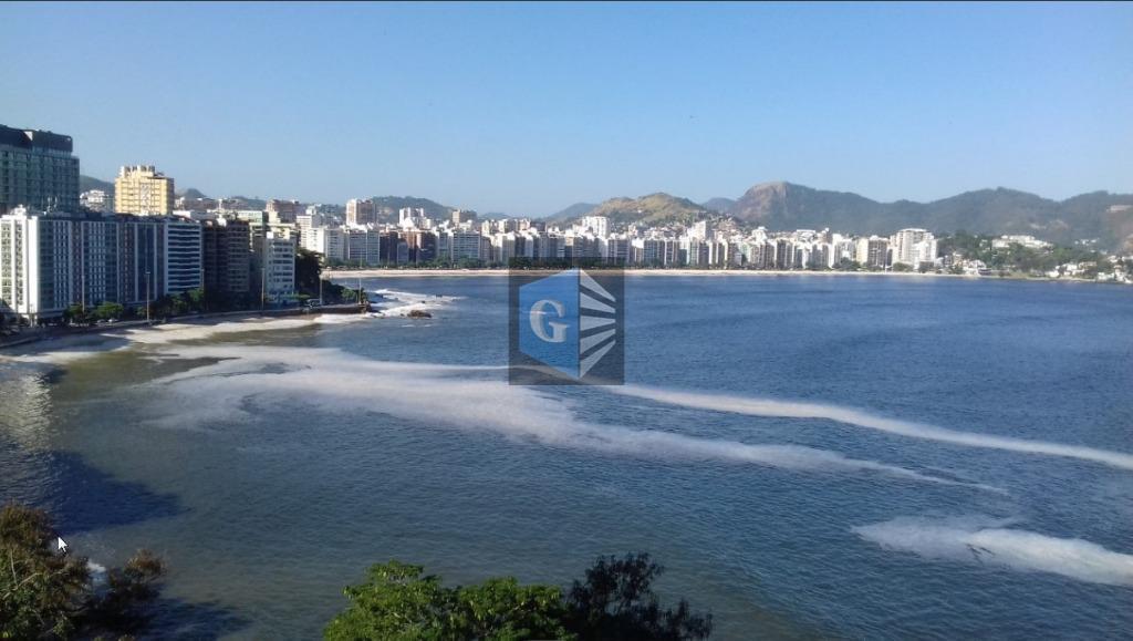 Vistão Mar - VAZIO -varandão - salão- 3qts ( orig4 )-2stes (1master) 3banhs -deps -3vagas -play