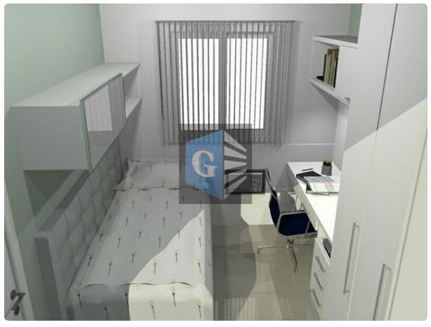excelente apartamento , todo reformado!!!imóvel composto por 2 quartos, 1 banheiro, sala, cozinha, área de serviço,...