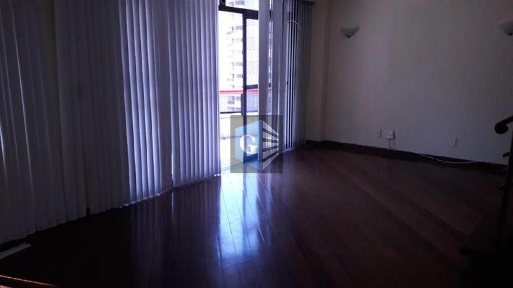 maravilhosa cobertura triplex,3 salas ,4 quartos sendo 2 suítes, closet, escritório,todos os cômodos com moveis planejados,3...