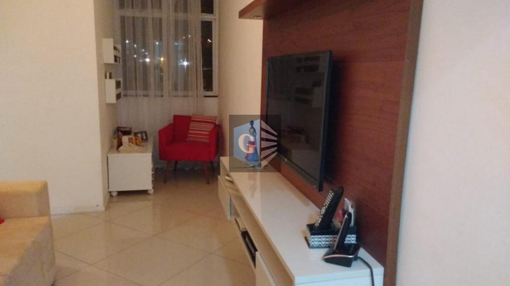 Apartamento residencial à venda, Sete Pontes, São Gonçalo.