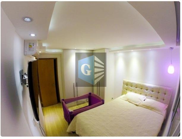 excelente apartamento no ingá.novíssimo apartamento de 2 quartos sendo 1 suite, sala em 2 ambientes com...
