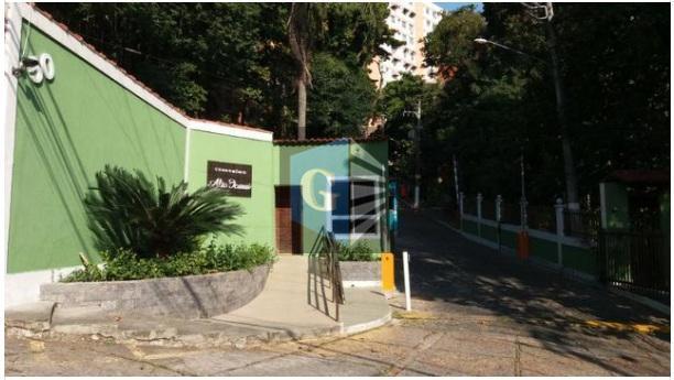 Apartamento residencial à venda, Fátima, Niterói.
