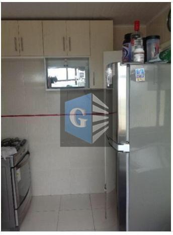apartamento composto por 2 quartos, sala com piso em porcelanato,1 banheiro, cozinha planejada,área integrada à cozinha...