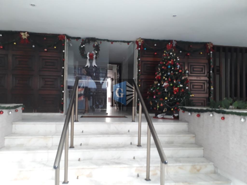 Apartamento com 2 dormitórios à venda, 70 m² por R$ 580.000 - Icaraí - Niterói/RJ