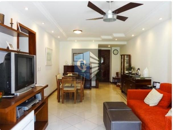 Apartamento com 3 dormitórios à venda, 119 m² por R$ 970.000 - Ingá - Niterói/RJ