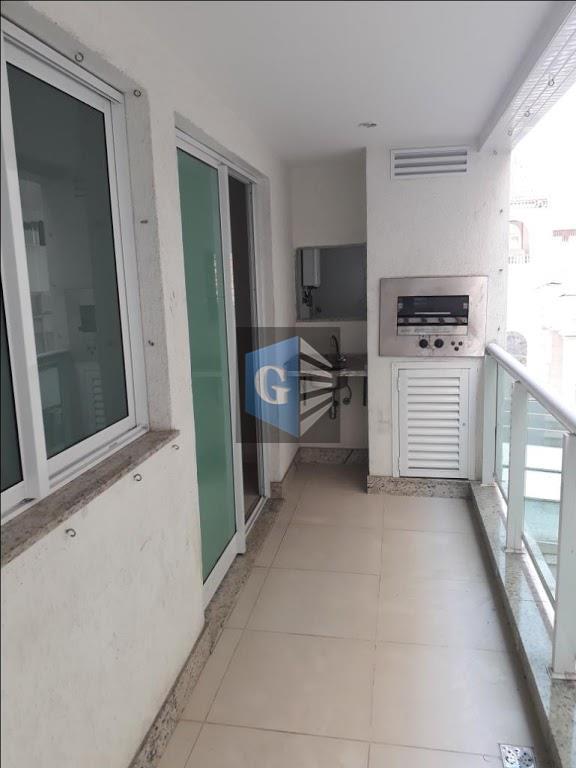 Apartamento com 2 dormitórios à venda, 87 m² por R$ 750.000 - Ingá - Niterói/RJ