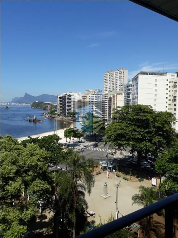 Apartamento com 4 dormitórios à venda, 250 m² por R$ 3.100.000 - Icaraí - Niterói/RJ