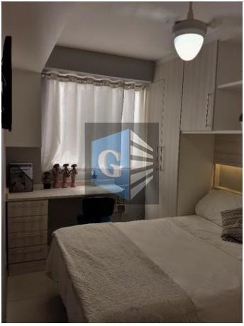 excelente apartamento no barreto no melhor condomínio!!imóvel composto por varanda -sala - 2 quartos sendo 1...