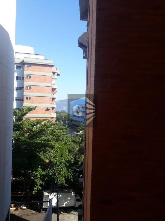 Apartamento residencial para locação, Boa Viagem, Niterói.