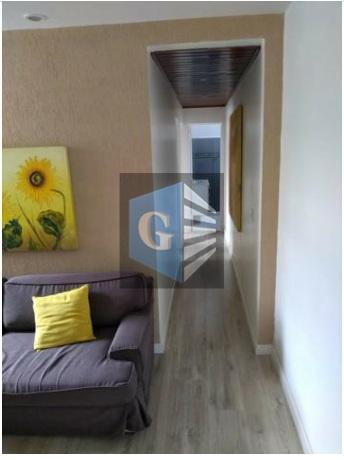 apartamento composto por 1 sala - 2 quartos - 1 banheiro social - cozinha c/ armários...