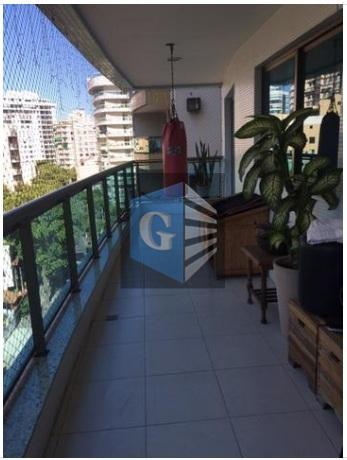 Apartamento com 2 dormitórios à venda, 95 m² por R$ 580.000 - Santa Rosa - Niterói/RJ