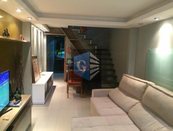 Casa com 2 dormitórios à venda, 150 m² por R$ 560.000 - Santa Rosa - Niterói/RJ