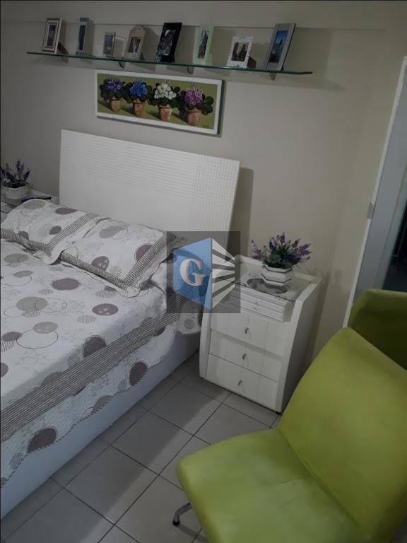 excelente aptº santa rosa -montado - varanda - sala - 2 quartos sendo 1 suite -...