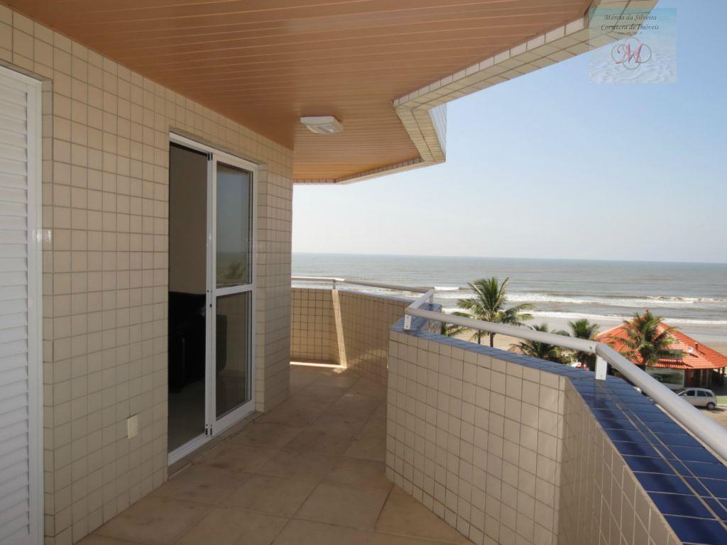Apartamento Porteira Fechada, Centro, Itanhaém - AP0008.