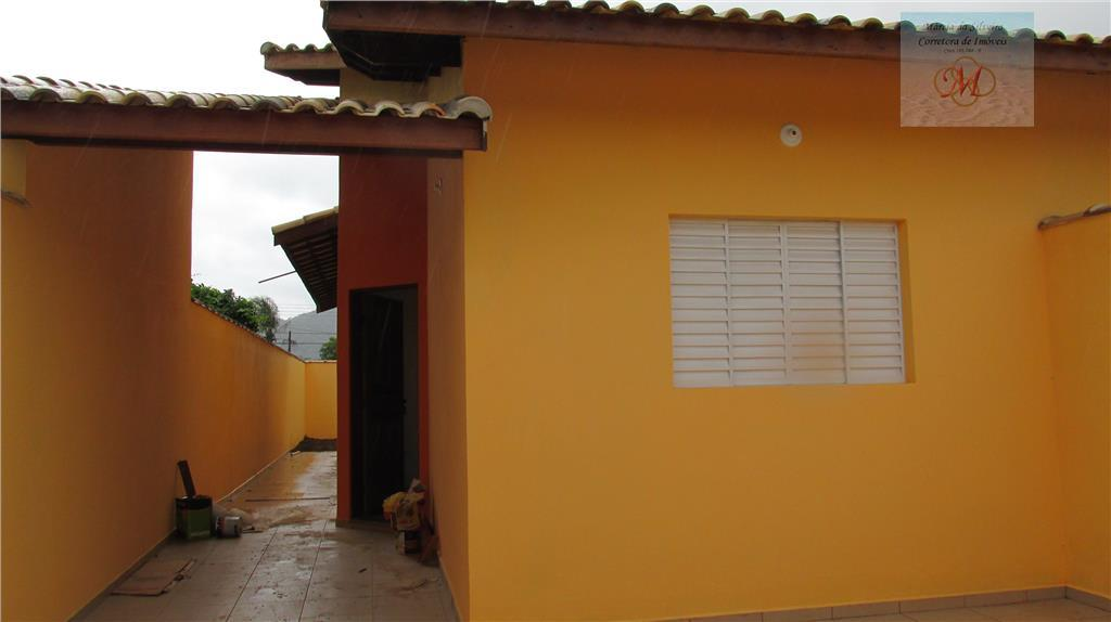 Casa geminaa à venda, Nova Itanhaém, Itanhaém - CA0086.