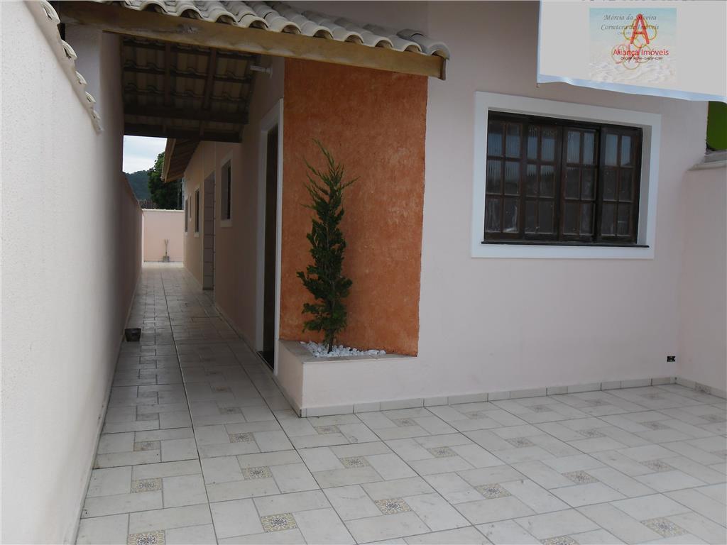 Casa Linda, Fino Acabamento - 2 Dorm/1 suíte - Jd. Magalhães - Itanhaém