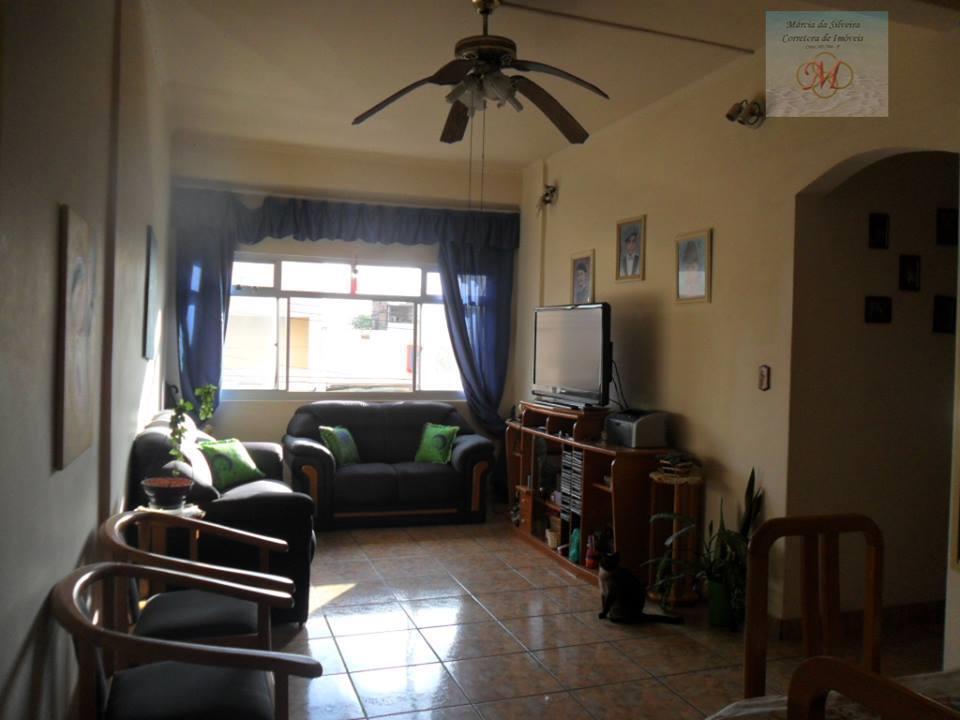 Apartamento de 2 dormitórios mobiliado a venda no Centro de Itanhaém