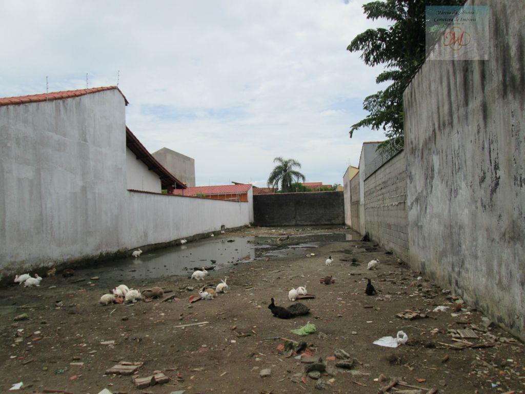 Terreno residencial à venda, Jardim Cibratel, Itanhaém.