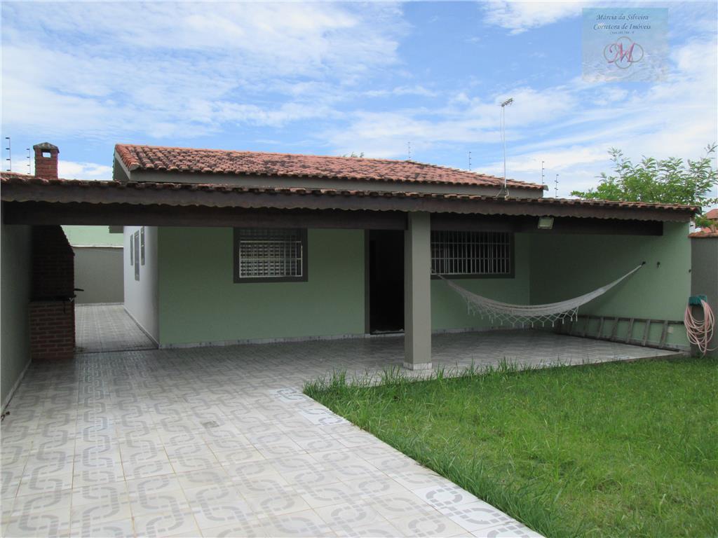 Casa c/ 3 dormit. à venda, Cibratel II, Itanhaém.