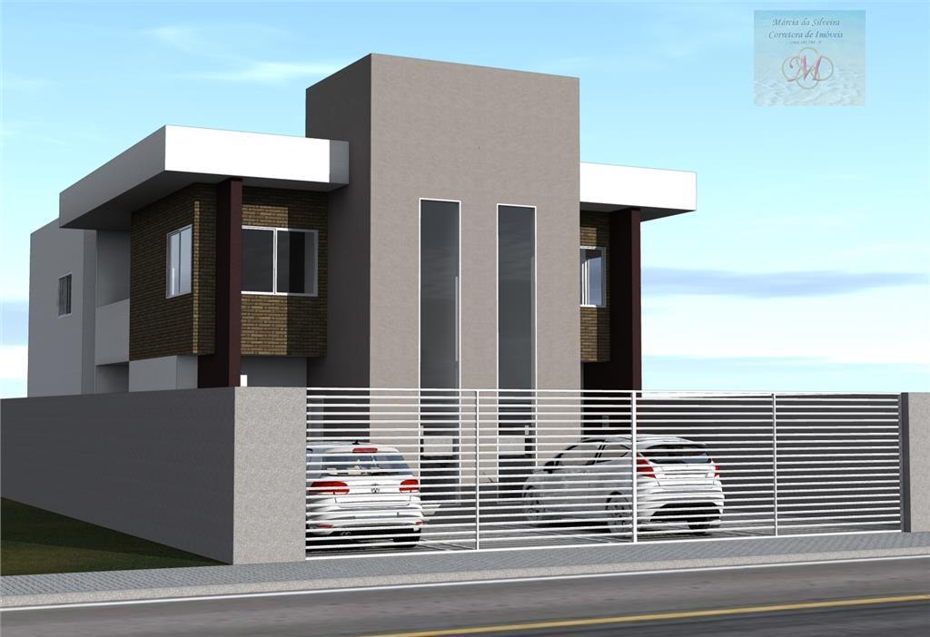Linda Casa Sobreposta com 2 dormitórios (1 suíte) - Jd. América - Itanhaém - SP
