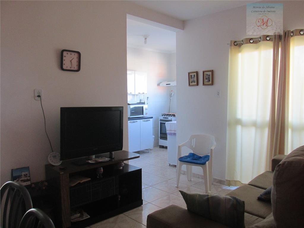 Apartamento de 1 dormitório com vista para o mar na Praia dos Sonhos em Itanhaém para venda ou aluguel