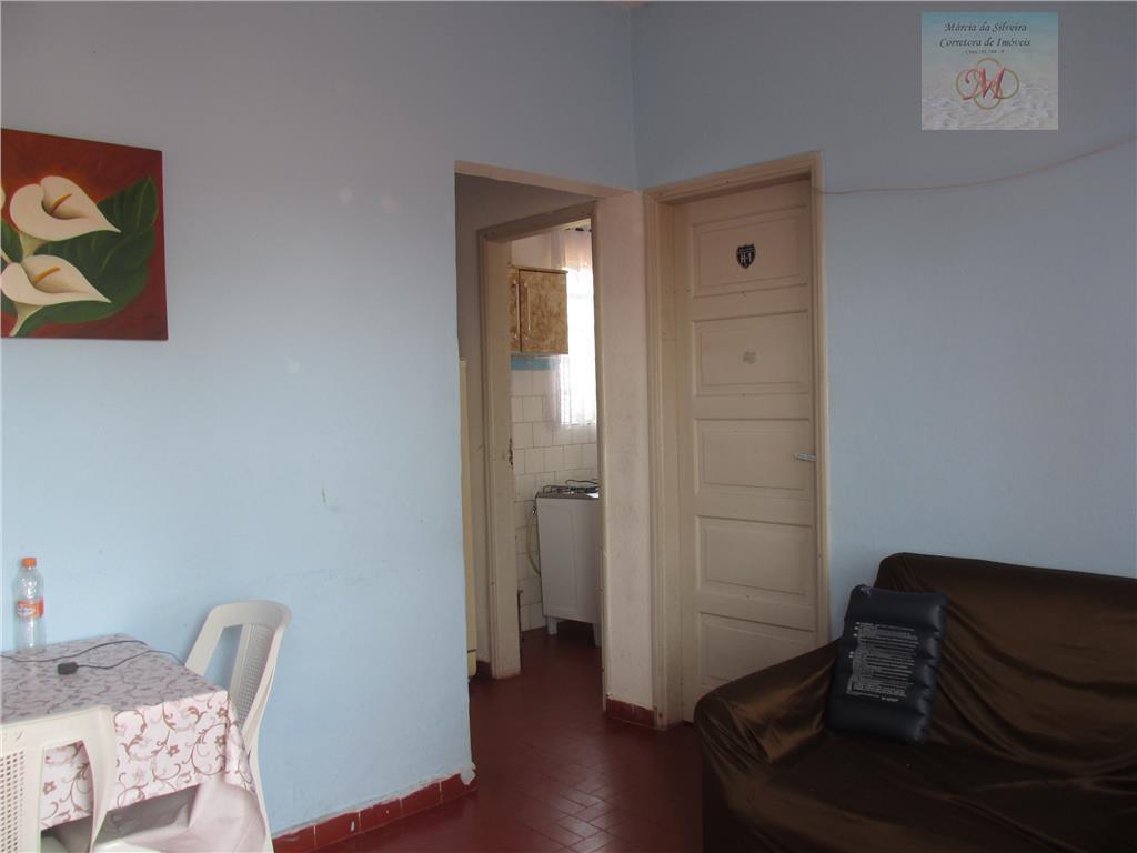 Apartamento de 1 dormitório a venda no Centro de Itanhaém
