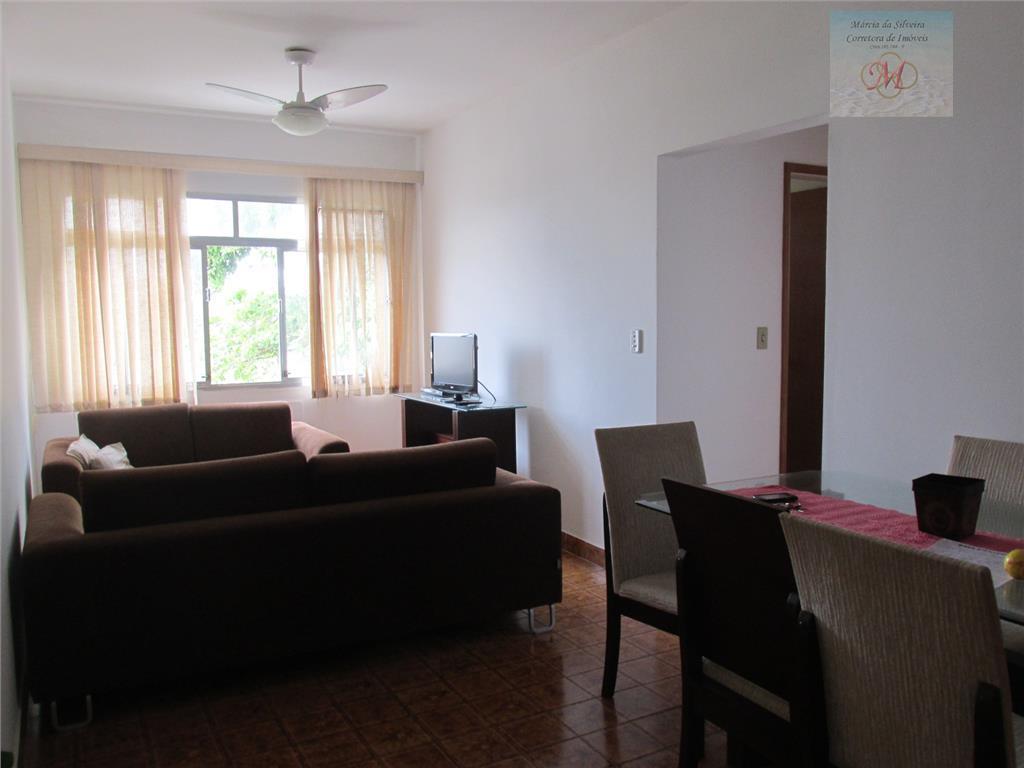 Apartamento de 2 dormitórios para aluguel ou venda no Centro de Itanhaém