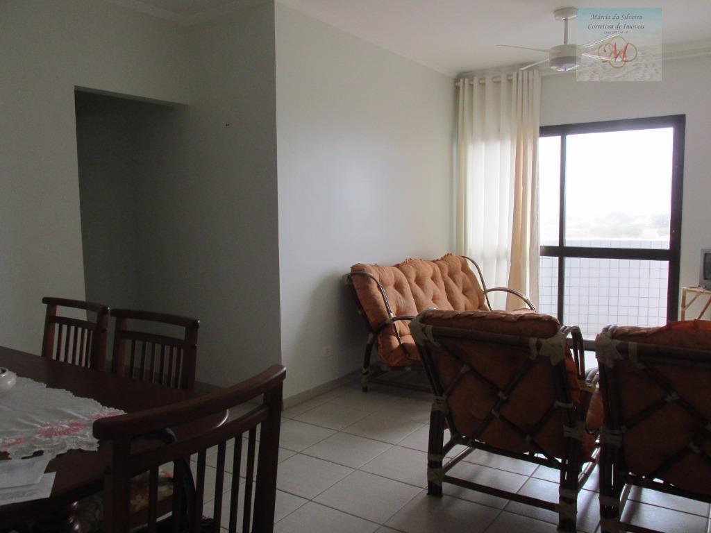 Apartamento de 2 dormitórios pé na areia para venda ou aluguel no bairro Satélite em Itanhaém