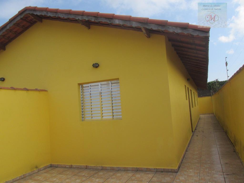 Casa nova - 2 dorm./1 suíte - Jd. Magalhães - Itanhaém
