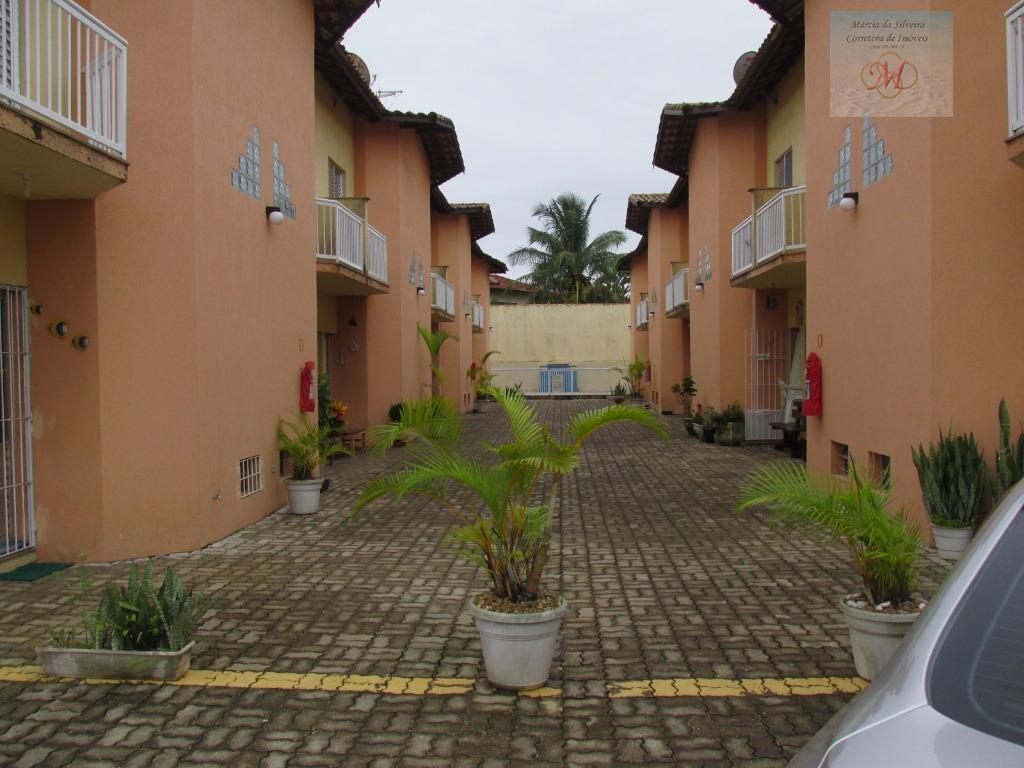 Sobrado  residencial à venda, Suarão, Itanhaém.