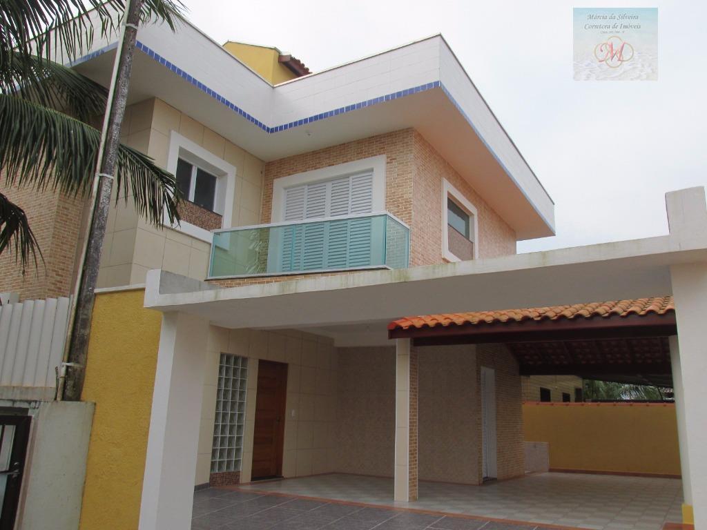 Lindo Sobrado à venda, Campos Elíseos, Itanhaém - SO0075.