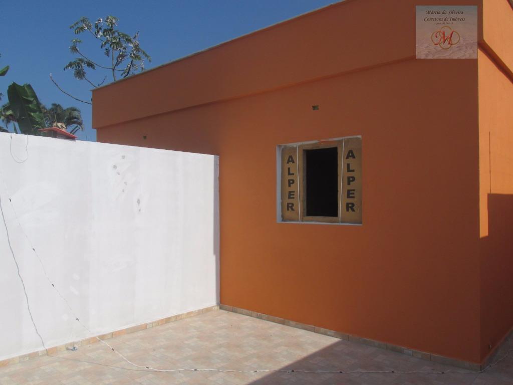 Casa  geminada à venda, Nova Itanhaém, Itanhaém.