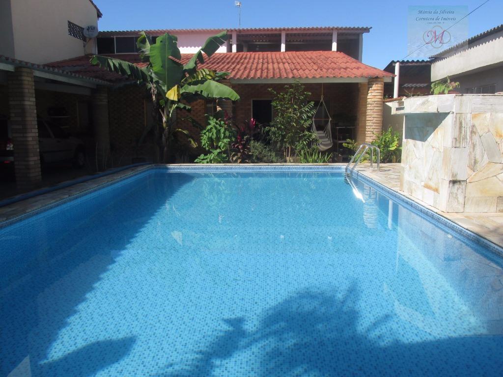 Linda Casa com piscina à venda, Jd América, Itanhaém.