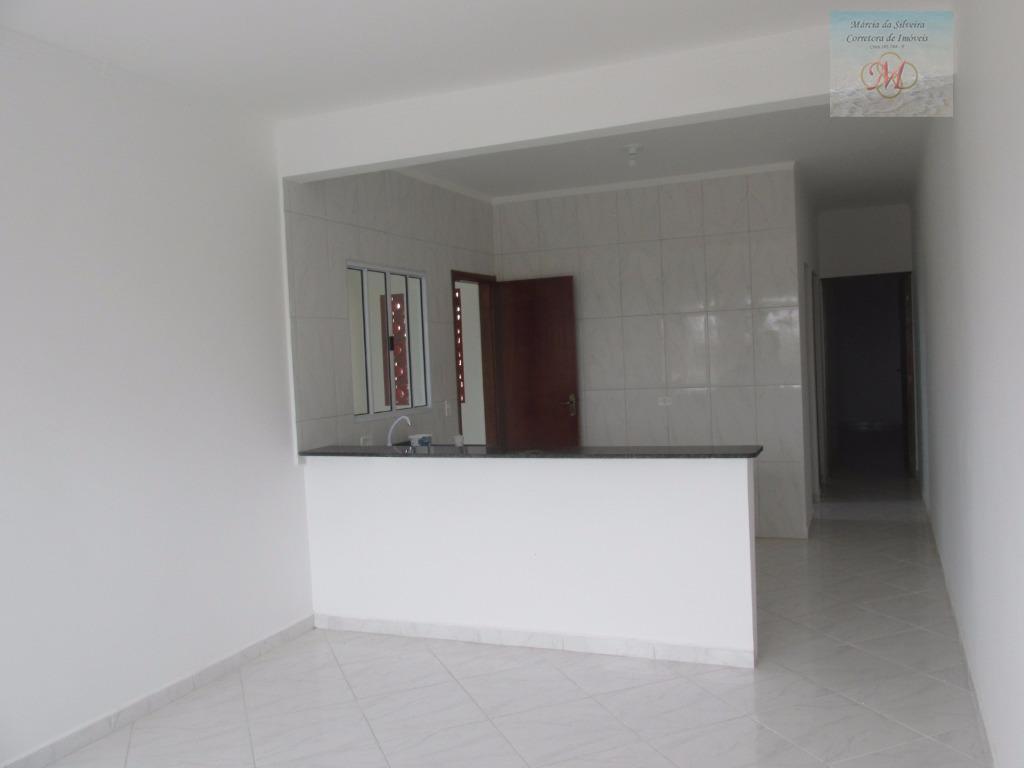 Oportunidade, casa sobreposta à venda, Jardim São Fernando, Itanhaém.