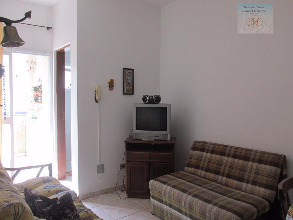 Apartamento de 1 dormitório a venda no bairro Praia dos Sonhos em Itanhaém