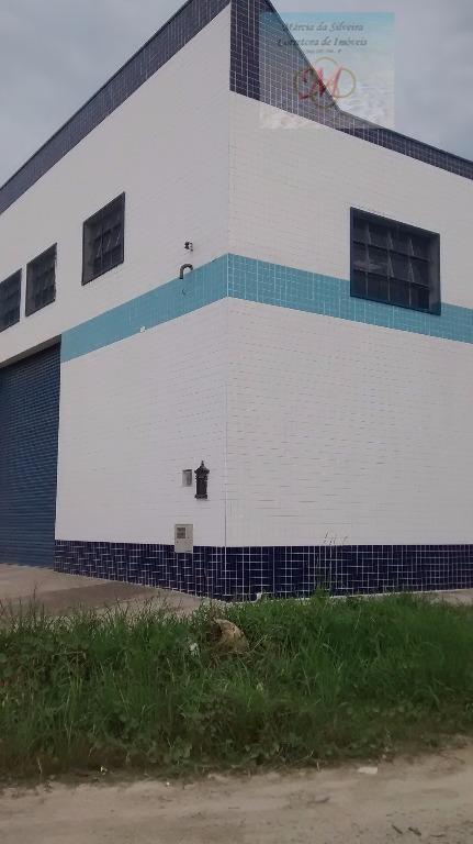 Galpão Comercial para aluguel no bairro Jardim Cibratel em Itanhaém