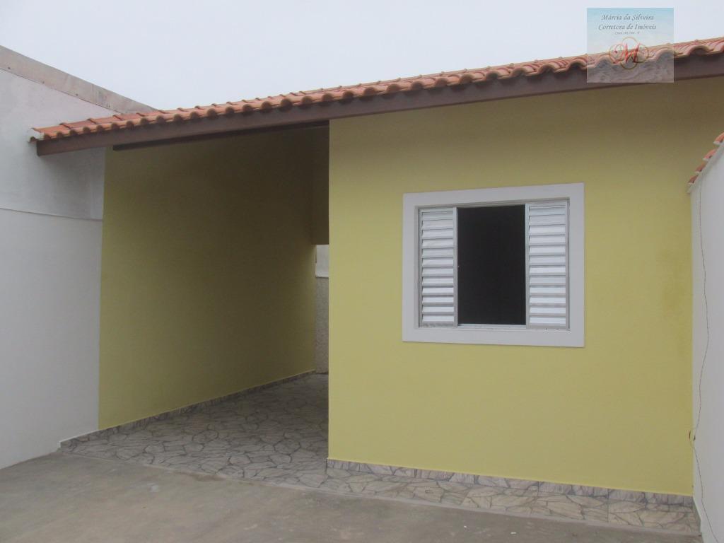 Casa nova à venda, Bopiranga, Itanhaém.